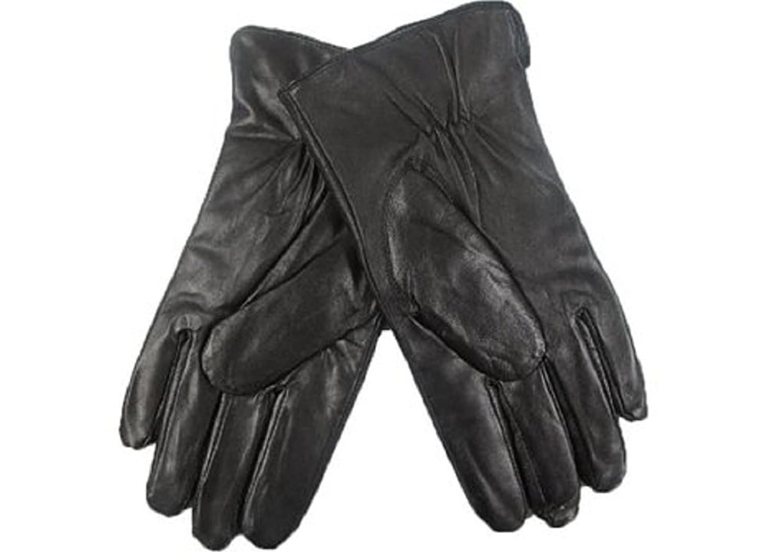 Mens leather gloves rabbit fur lined - Top Quality Men S Rabbit Fur Lined Genuine Soft Black Leather Gloves 2xlarge At Amazon Men S Clothing Store