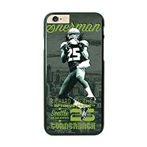 NFL Case Cover For Apple Iphone 5/5S Black Cell Phone Case Arizona Cardinals QNXTWKHE1972 NFL Phone Cases Clear Generic