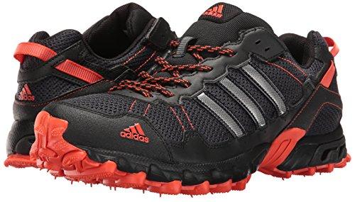 adidas performance männer rockadia m trail - läufer, schwarz / schwarz / energie