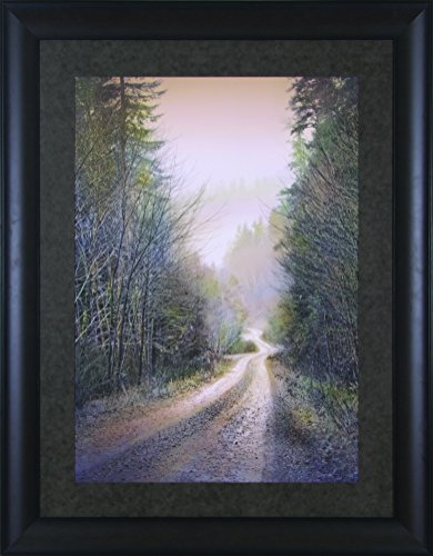 Art Effects I Couldn't See You Framed Artwork, Brown/Green by Art Effects, Inc