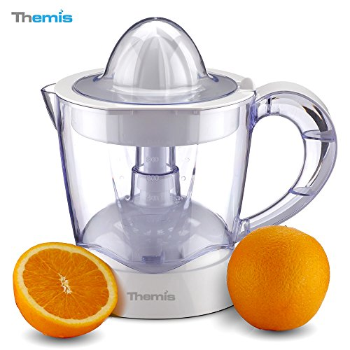 THEMIS CJ3321 Powerful 1 Liter 34-Ounce Whisper-quiet Citrus