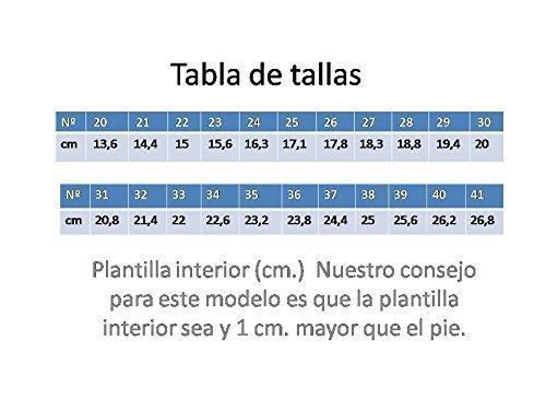Bailarinas para Niñas Todo Piel Angelitos mod.1509. Calzado Infantil Made in Spain, Garantia de Calidad. Azul Marino