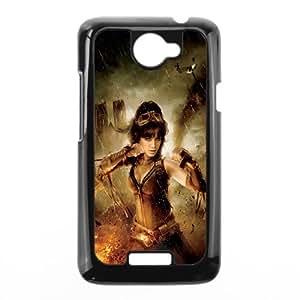 SuckerPunch SANDY0004593 Phone Back Case Customized Art Print Design Hard Shell Protection HTC One X
