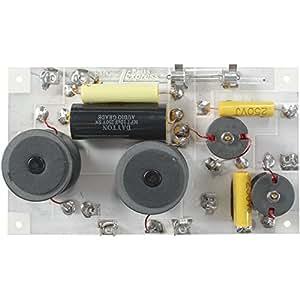 Crossover 3-Way 8 Ohm 800/4,500 Hz 200W