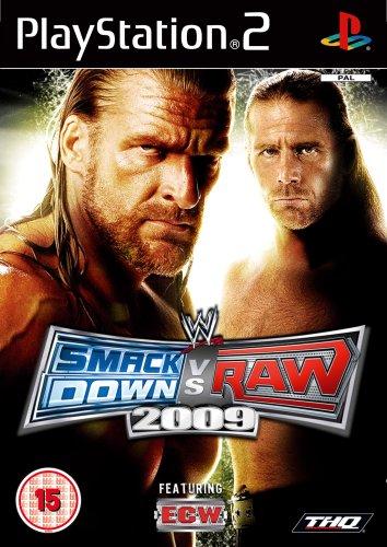 WWE Smackdown vs. Raw 2009 - Wwe Game 2009