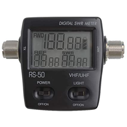 Tenq Rs-50 Digital Power SWR Meter SWR Meter 125-525mhz