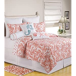 511Byp1r5pL._SS300_ 200+ Coastal Bedding Sets and Beach Bedding Sets