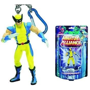 Toy Zany - Llavero Lobezno X-Men (Monogram MG67139): Amazon.es ...