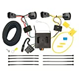2011 jeep liberty trailer wiring - Tekonsha 118554 T-One Connector Assembly with Upgraded Circuit Protected ModuLite HD Module