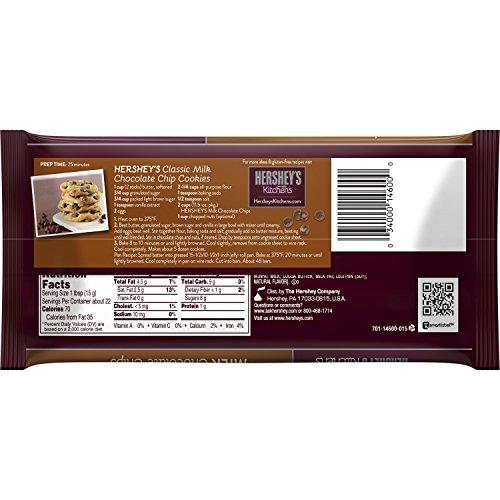 Hershey's Milk Chocolate Baking Chips - 11.5 oz