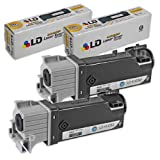 LD © Compatible Dell KU052 (310-9058) Set of 2 High Yield Black Toner Cartridges for 1320/1320C Printers, Office Central