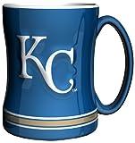 MLB Kansas City Royals 14-Ounce Sculpted Relief Mug
