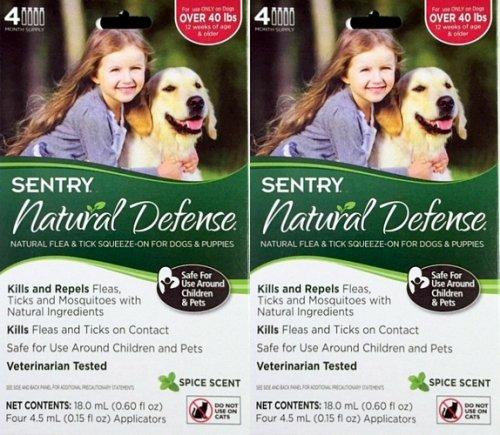 Sentry Natural Defense Natural - 8