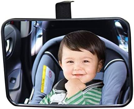 Jolly Jumper Drivers Baby Mirror product image