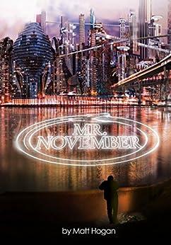 Mr. November by [Hogan, Matt]