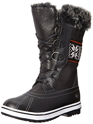 Black Women's Snow Boot Northside Bishop P0qSICw