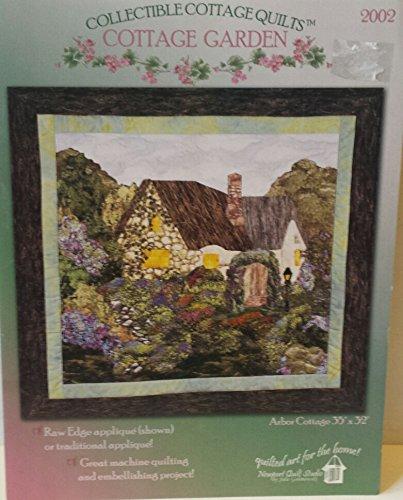 - Collectible Cottage Quits (Cottage Garden 2002) (Arbor Cottage)