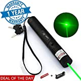 Oukey Tactical Green Hunting Rifle Scope Sight Laser Pen, Demo Remote Pen Pointer