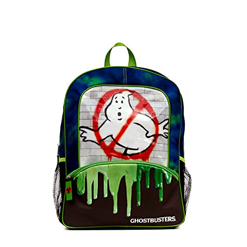 Ghostbusters No Ghost Slimer 16 Inch Backpack