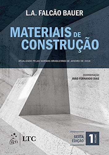 Materiais Construção L Falcão Bauer ebook