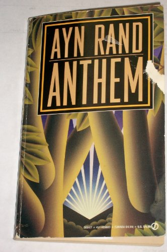 The theme of ego in the novel anthem by ayn rand