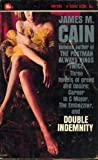 Double Indemnity, James M. Cain, 0394725816