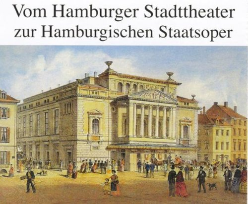 Singers at Hamburg Stadttheater Up to 1945