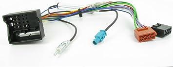 Comprar Connects2 CT20CT03 - Cable adaptador para radio de coche Citroën C2/C3/C4/C5/C6/C8 con conector de antena y clavija jack (modelos 2004 y posteriores)