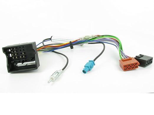 2 opinioni per G.M. Production- KIT C/P- Kit cavo adattatore cablaggio e antenna autoradio RD4