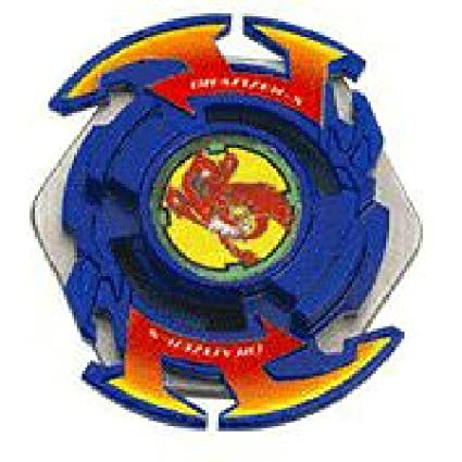 amazon com basic fun beyblades dranzer series i keychain office