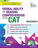 img - for Verbal Ability And Reading Comprehension For The Cat book / textbook / text book