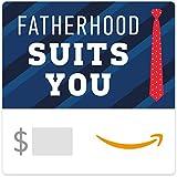 Amazon Gift Card - Fatherhood Suits You