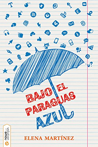 Bajo el paraguas azul (Volution) (Spanish Edition) by [Blanco, Elena