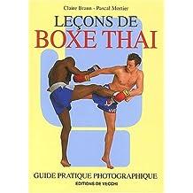 Leçons de boxe thai
