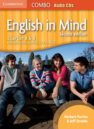 English in Mind Starter a and B Combo