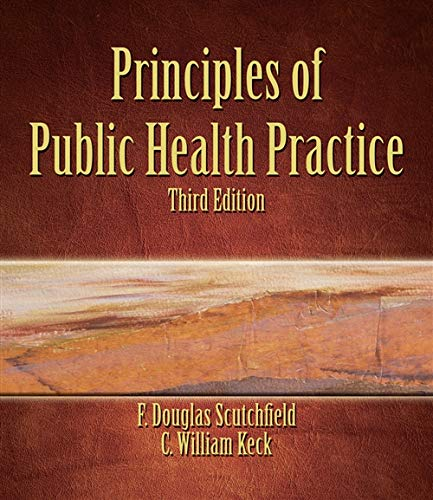Principles of Public Health Practice, 3rd Edition
