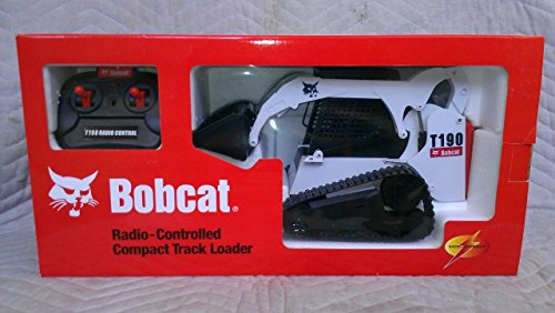 Bobcat 1/10 Scale Skid Loader T-190 Remote Control