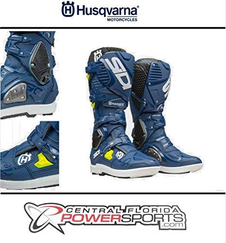 Sidi Crossfire Boots - Husqvarna Sidi Crossfire 3 SRS Boots (10/44)
