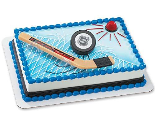 NHL New Jersey Devils Slap Shot Cake Decoration Set