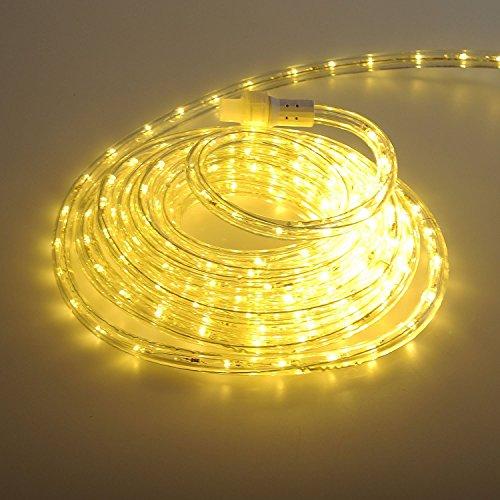 Gold Led Rope Lights - 5