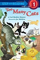 Too Many Cats (Step Into Reading - Level 1 - Quality)