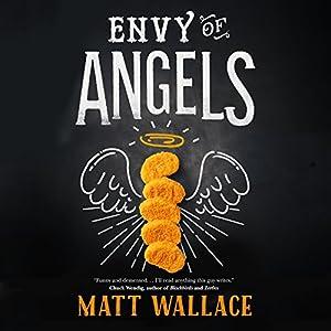Envy of Angels Audiobook