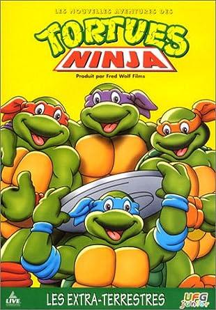 Amazon.com: Tortues Ninja : Les Extra-terrestres: Movies & TV