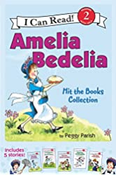 Amelia Bedelia I Can Read Box Set #1: Amelia Bedelia Hit the Books Collection (I Can Read Level 2)