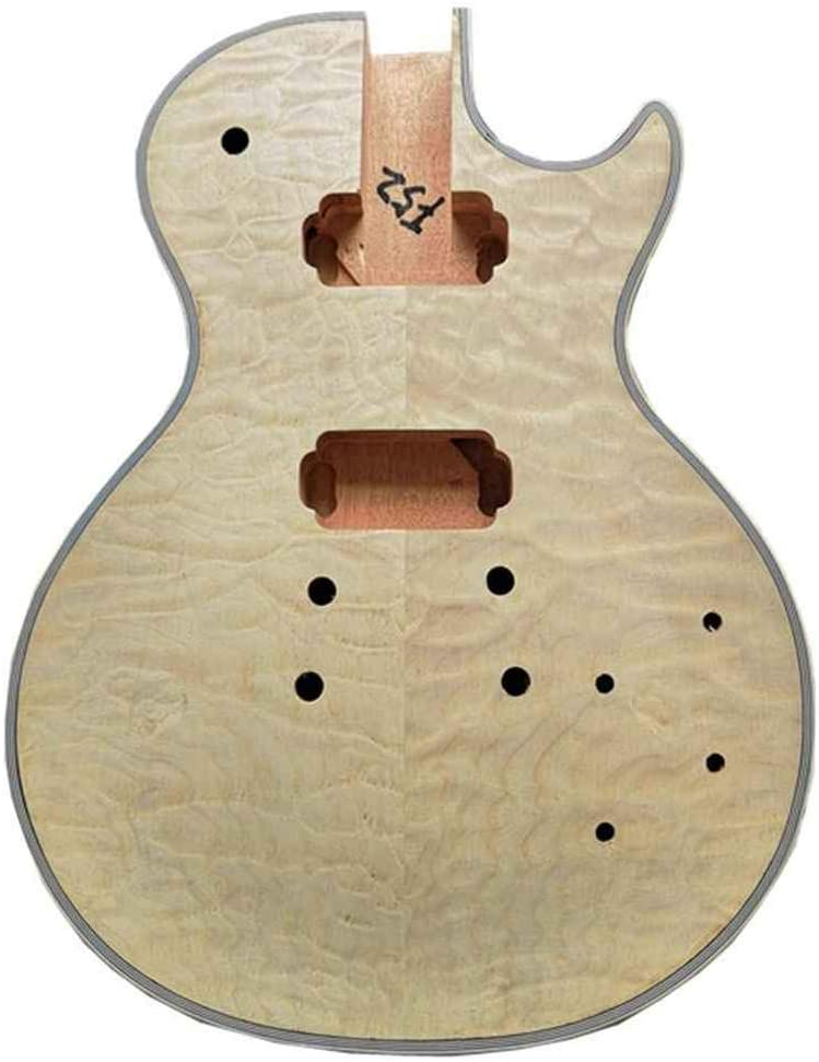 gazechimp Kit de Guitarra El/éctrica con Accesorios para Amantes de Diy
