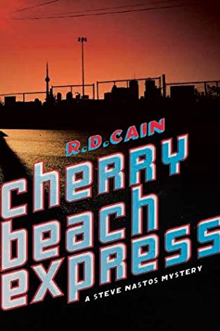 book cover of Cherry Beach Express