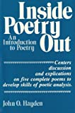 Inside Poetry Out : An Introduction to Poetry, Hayden, John O., 0830410112