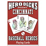 Hero Decks - Cincinnati Reds - Playing Cards