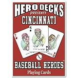 Hero Decks - Cincinnati Reds - Playing Cards