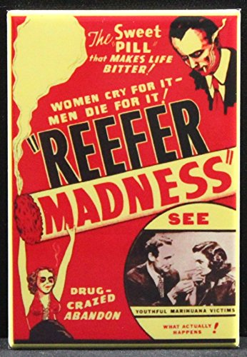 Reefer MadnessLARGE 24X36 MOVIE POSTER Premium Poster Paper